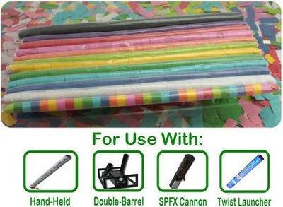 Tissue Streamers 1