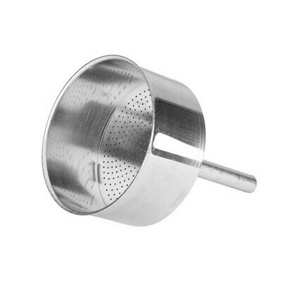 Bialetti Stainless Steel Funnel - Filter Basket