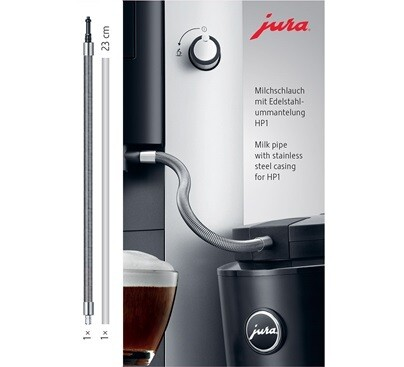 Jura Milk Pipe Stainless Steel (HP)