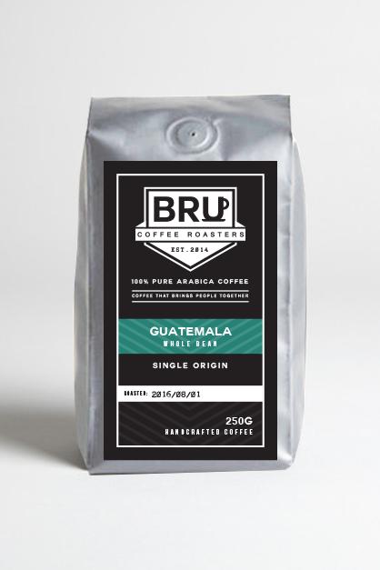 Guatemala (Organic) - 250g