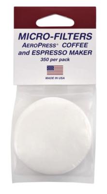 AeroPress Micro Fiber Paper Pack