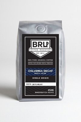Decaf (CO2) Columbia - 250g