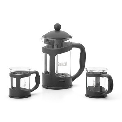 Bialetti French Press Set - 2 mugs