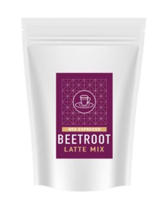 Red Espresso Beetroot Latte