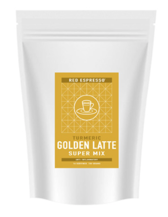 Red Espresso Tumeric Latte