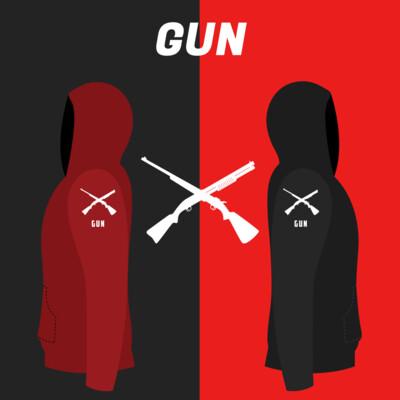 Gun Series Hoodie