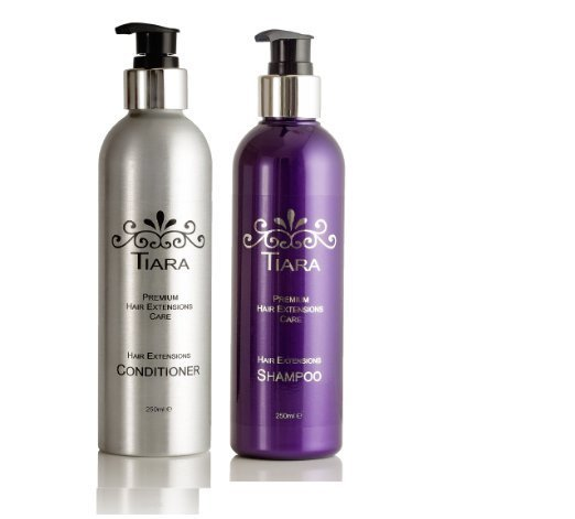 Tiara Extensions Care Set (Shampoo + Conditioner)