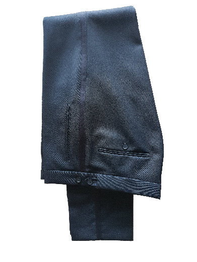 Pantalon voor rokkostuum of smoking