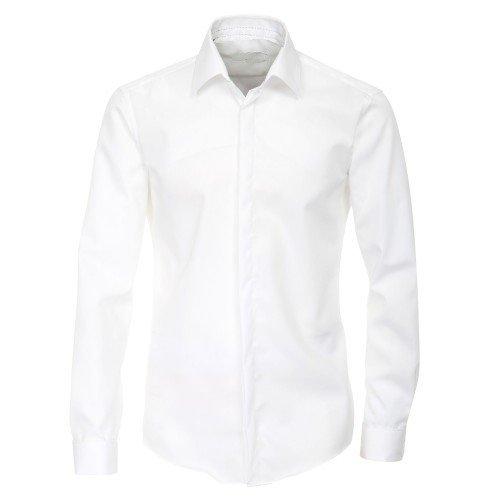 smoking shirt kent kraag