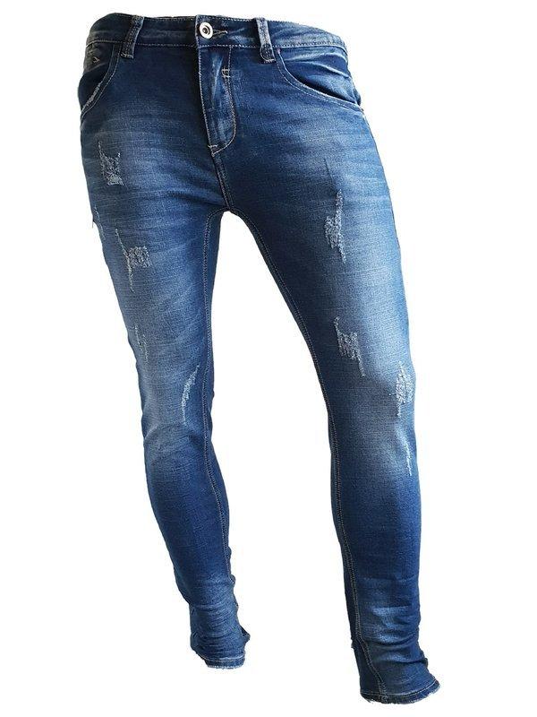 Heren slimfit jeans