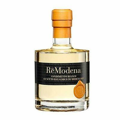 Condimento Bianco all'Aceto Balsamico di Modena IGP Biologico 250 ml