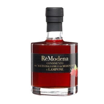 Condimento all' Aceto Balsamico di Modena IGP e LAMPONE 250 ml