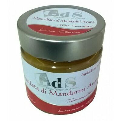 Marmellata di Mandarini Avana BIOLOGICA 230 g