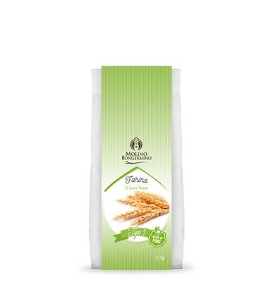 FARINA DI GRANO TENERO TIPO 1    1 kg