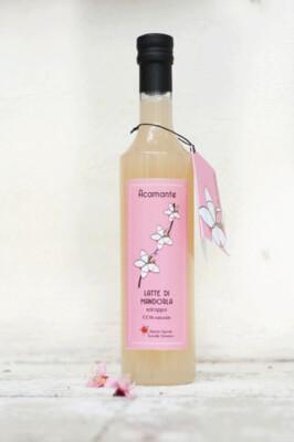 Sciroppo di Latte di Mandorla 500 ml - Azienda Agricola Scarafile