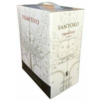 Primitivo IGP Puglia In BAG IN BOX 3 litri Vini Rosso