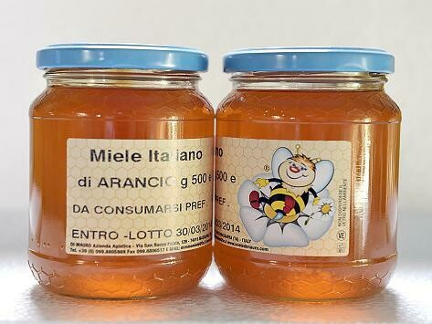 Miele di Arancio 500 ml