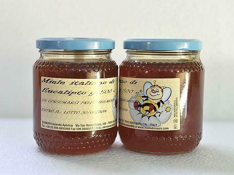 Miele di Eucalipto 250 ml