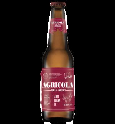 Birra Agricola Ambrata da 0,33 l