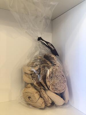 Frise Artigianali Pugliesi di Farina Di grano Duro 400gr