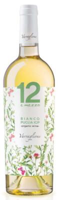 Bianco BIO '12 e Mezzo' Varvaglione Puglia IGP - Organic Wine