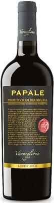 Primitivo di Manduria 'Papale' Linea Oro 2016 Varvaglione 1921