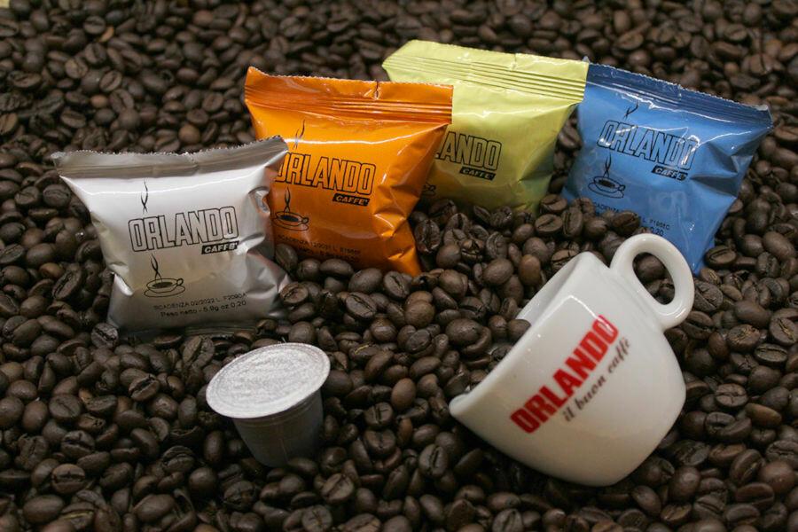 Caffè in capsula compatibile NESPRESSO (100 pz)
