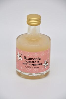 Sciroppo di Latte di Mandorla 250 ml - Azienda Agricola Scarafile