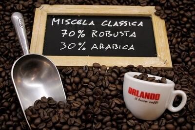 Caffè in Grani miscela selezionata Classica 1kg