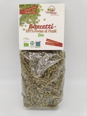 Gancetti 100% Farina di Piselli Bio 250gr
