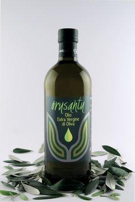 bottiglia da 1 lt  -  Olio Evo