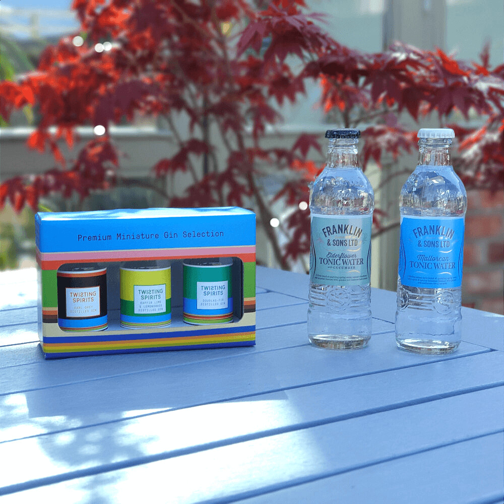 Ginspirational Miniatures Bundle with 2 FREE tonics