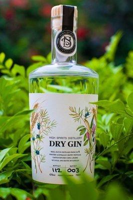 High Spirits Dry Gin