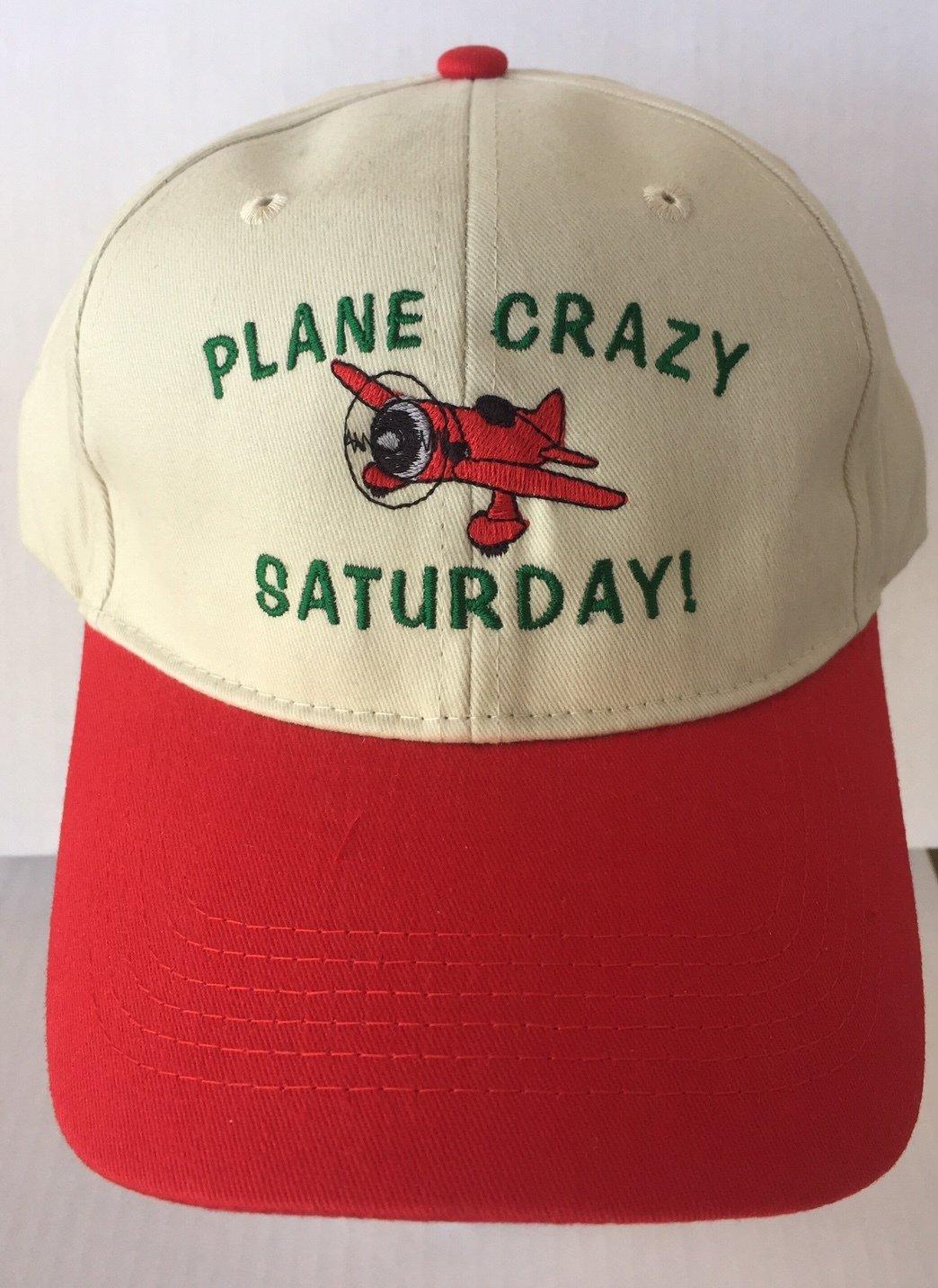 Plane Crazy Hat 94242884-8147-4CFA-A86B-C98640AF56A5