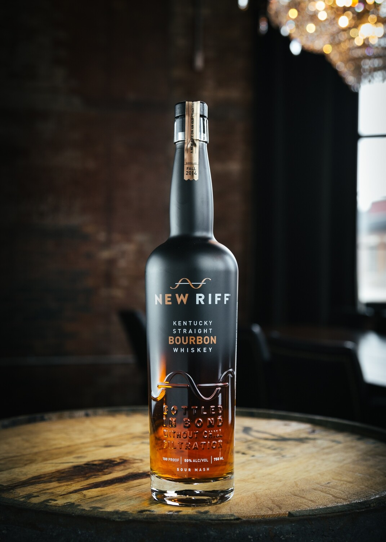 New Riff Bourbon - Bottled in Bond - 750ml