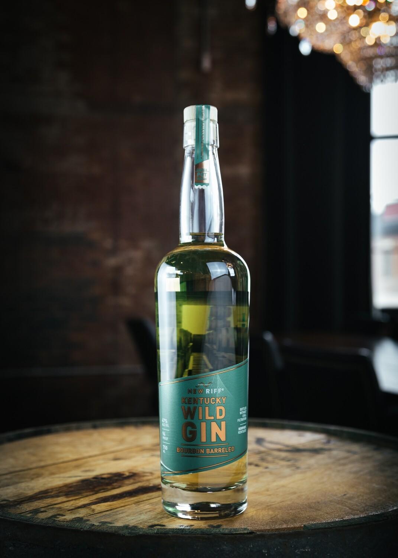 Bourbon Barrel Aged Kentucky Wild Gin 750 ml