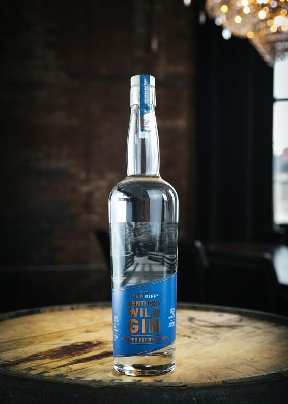 Kentucky Wild Gin - 750 ml