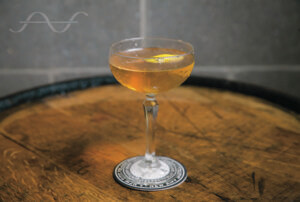 Carryout Cocktail - BBA Gin Martini