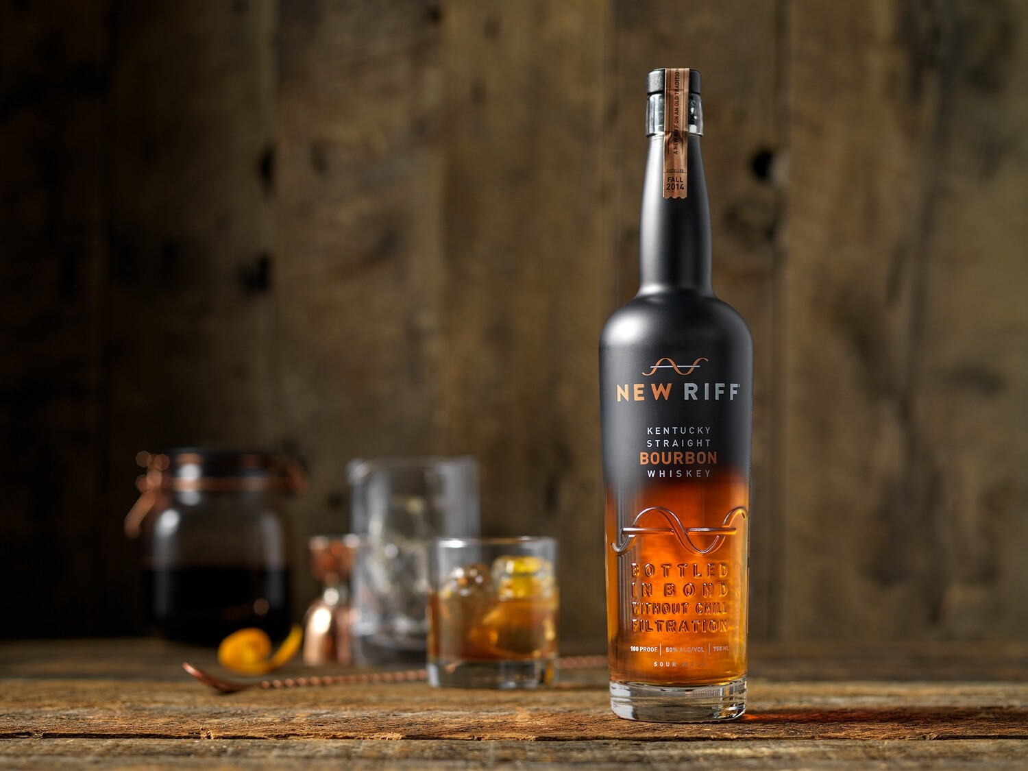 New Riff Bourbon Tasting and Famous Drinks with the Mayerson JCC