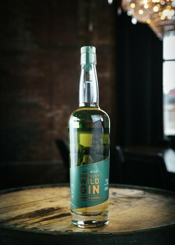 BBA Kentucky Wild Gin 750 ml