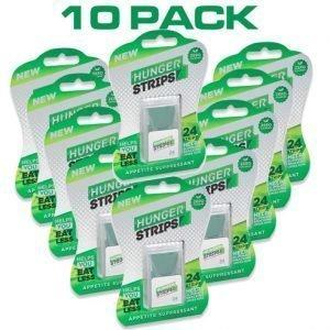 HungerStrips 10 Pack
