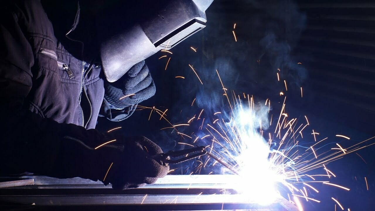 WELDING FOR THE HOBBYIST/ARTIST meets Saturdays from 8 - 11 AM Feb 27, 2021- March 13, 2021 Instructor: Luke Lang