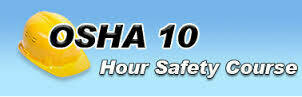 OSHA 10-Hour Construction   (This is an instructor supported on-line course) Instructor: Kevin Kelley