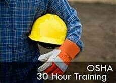 OSHA 30 General Industry (This is an instructor supported on-line course) Instructor: Kevin Kelley