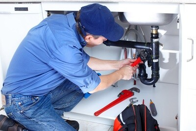 RESIDENTIAL PLUMBER (OPEN ENROLLMENT) Wednesdays August 4, 2021 - May 4, 2022 5-8:45 pm