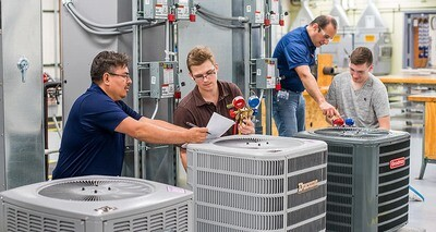 HVAC Systems and EPA 608 Test Prep & Exam on M-F  April 12- 16, 2021 8 am - 4 pm Instructor: Riq Quinteros