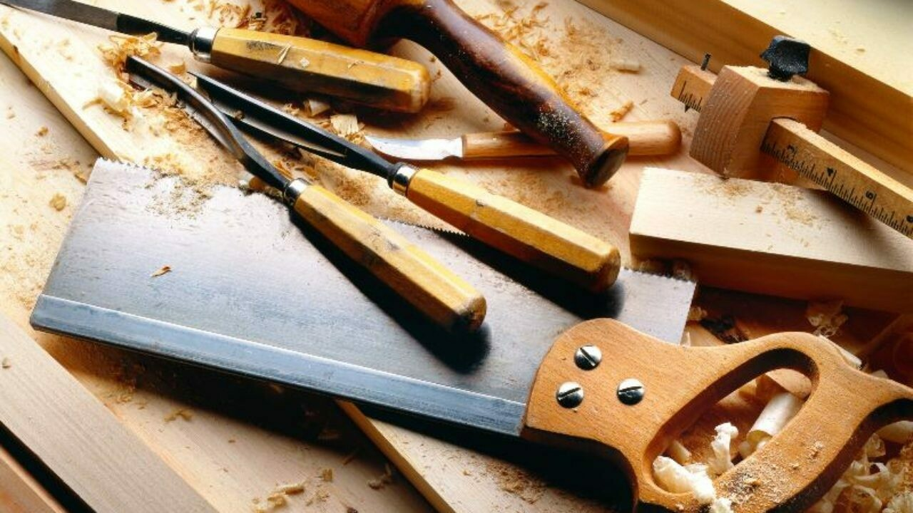 Woodworking for the Novice June 12 - July 24, 2021  Saturdays 9am - 12pm  Instructor: Jay Hundley