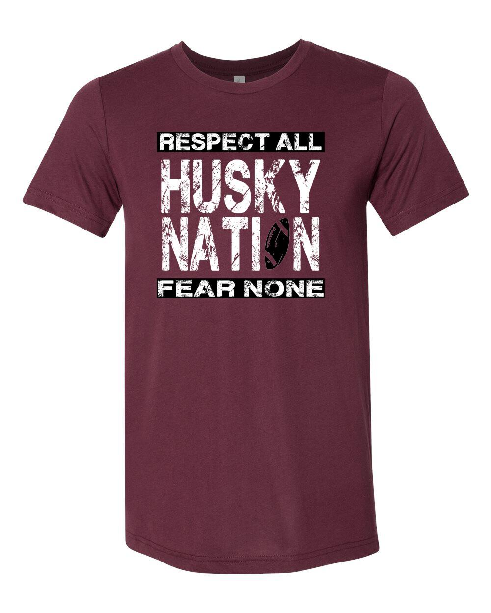 Husky Nation Mens Soft Tee