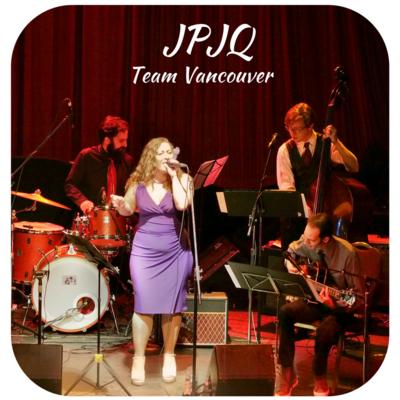 JPJQ Team Vancouver Sticker
