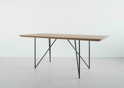 Metal Steel Dining Table Legs (2 legs). Reversed Hairpin Table Legs for Kitchen Table. Heavy duty!
